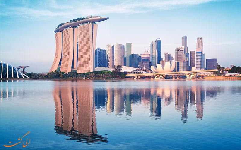 سفر به سنگاپور در 5 روز