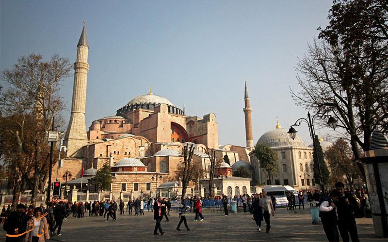 سفر 3 روزه به استانبول