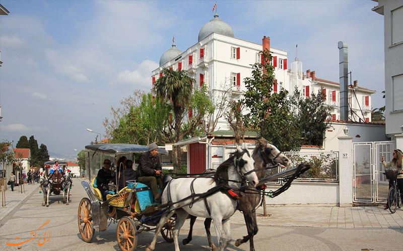 سفر 3 روزه به استانبول-جزایر پرنسس