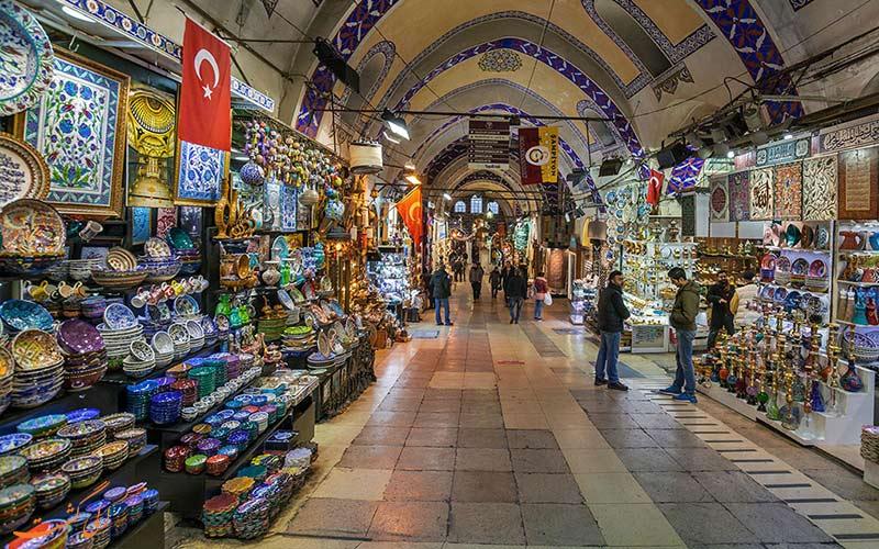 سفر 3 روزه به استانبول-بازار بزرگ