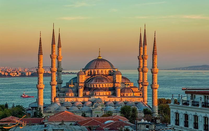 سفر 5 روزه به استانبول-میدان سلطان احمد