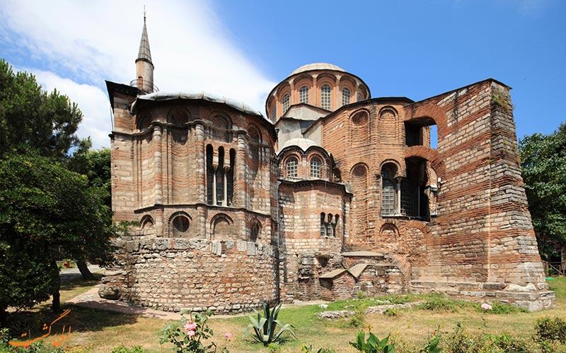 سفر 5 روزه به استانبول-مسجد استانبول