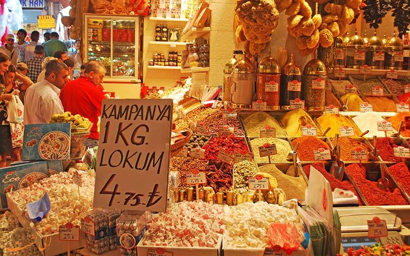 سفر 5 روزه به استانبول-بازار ادویه