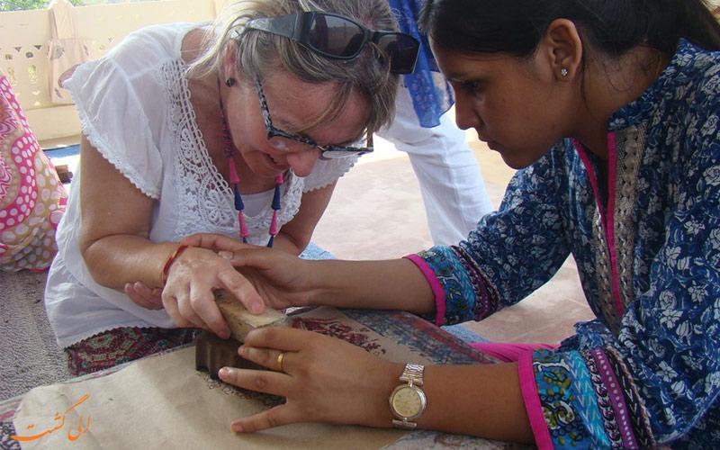 سفر 5 روزه به هند-صنایع دستی هند