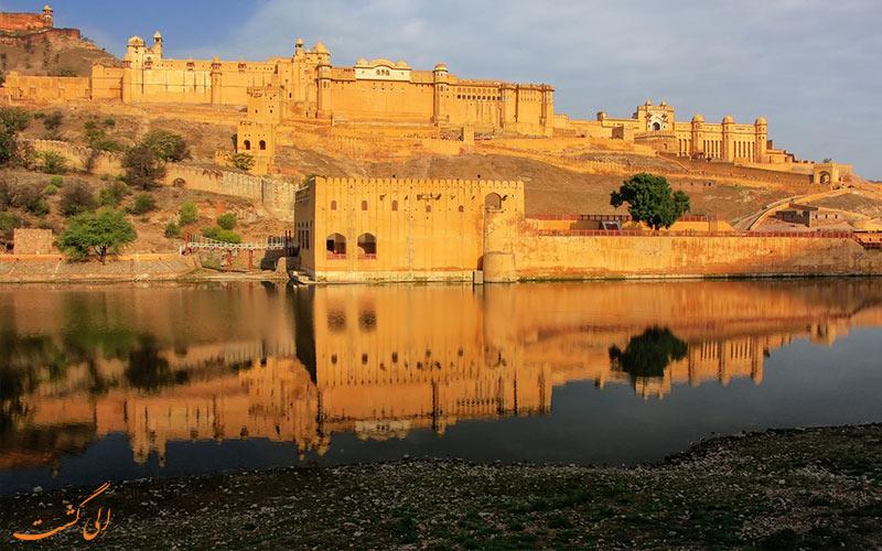 سفر 5 روزه به هند-جیپور