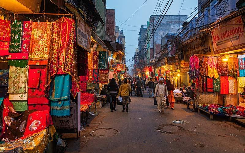سفر 5 روزه به هند-بازارهای دهلی