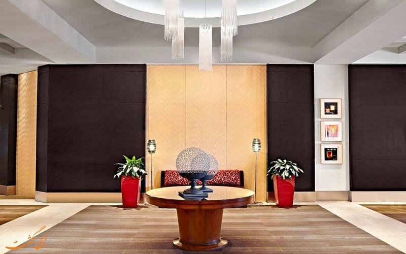 هتل شرایتون کاوالیر