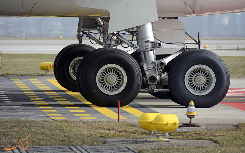 طراحی هواپیما-تایر