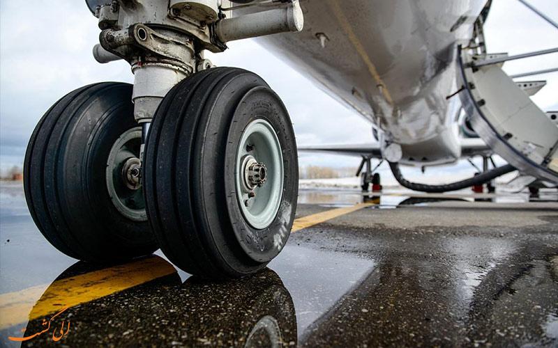 طراحی هواپیما-چرخ دنده های هواپیما