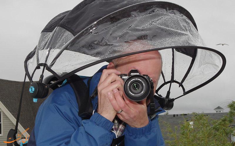 چترهای جدیدی به نام نامبرلا