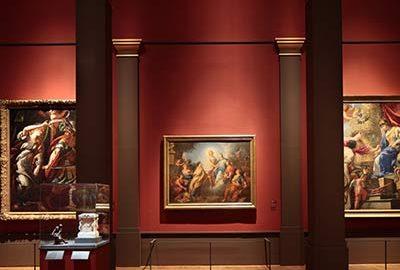 موزه های رایگان پاریس-الی گشت