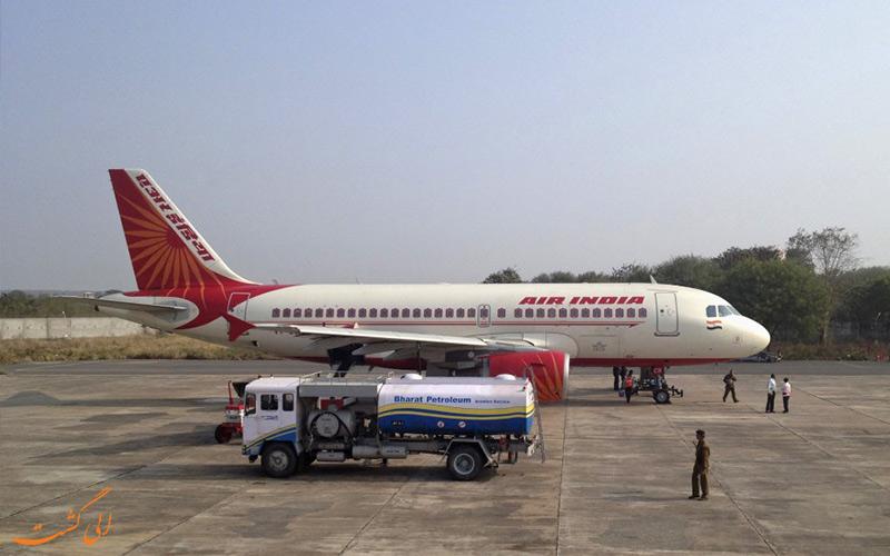 نکاتی از فرودگاه جودپور هند