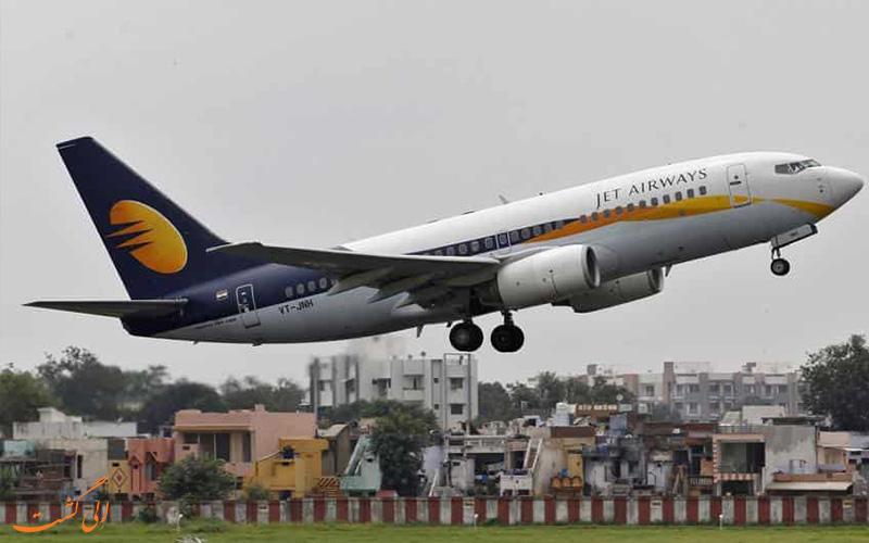 فرودگاه جودپور هند-ایرلاین ها