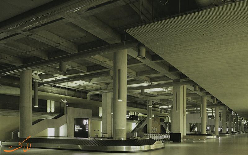 فرودگاه دالامان ترکیه-امکانات