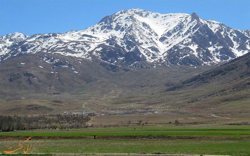 کوه ها و قله های ایران