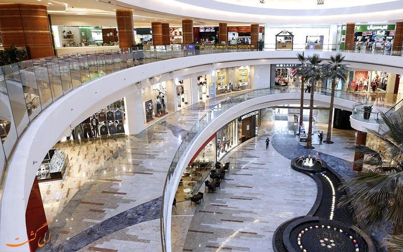 اولین مرکز خرید در دبی