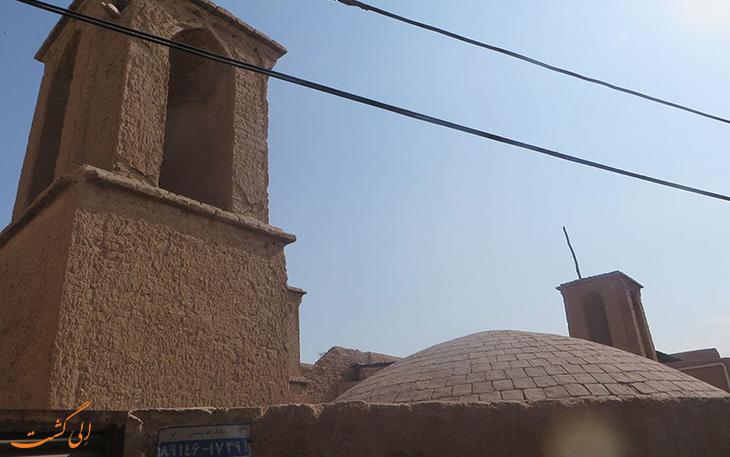 محله شاهد باز