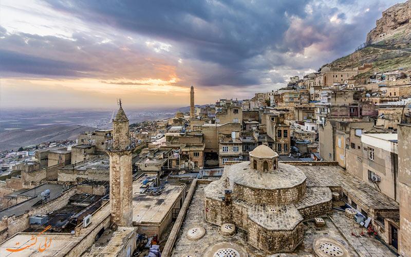 مرسین و سفر به ترکیه در پاییز