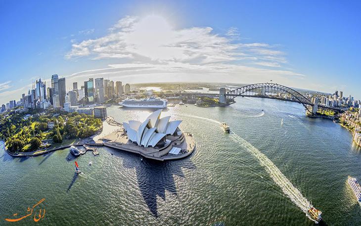 معرفی بهترین هتل های سیدنی