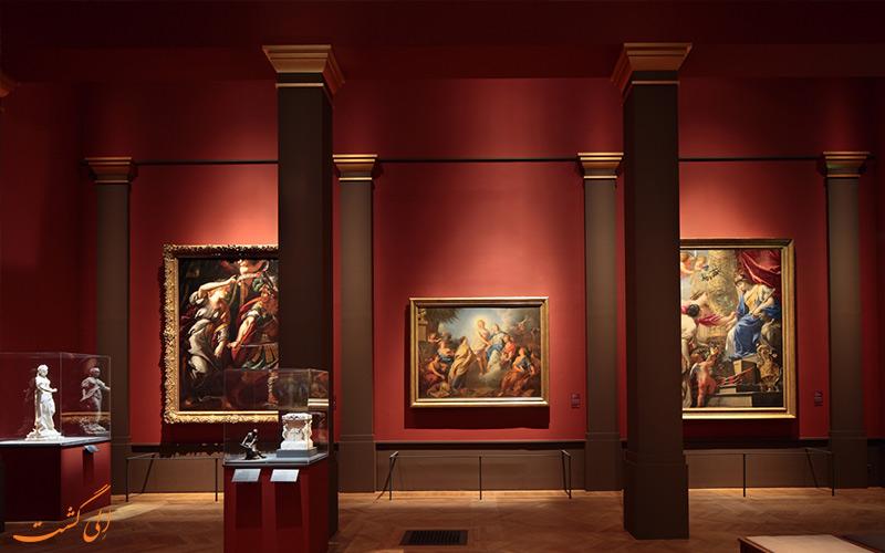 موزه هنرهای مدرن پاریس