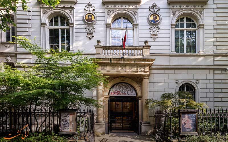 موزه هنرهای آسیایی در پاریس
