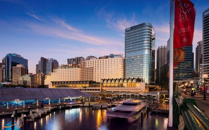 هتل حیات رجنسی سیدنی