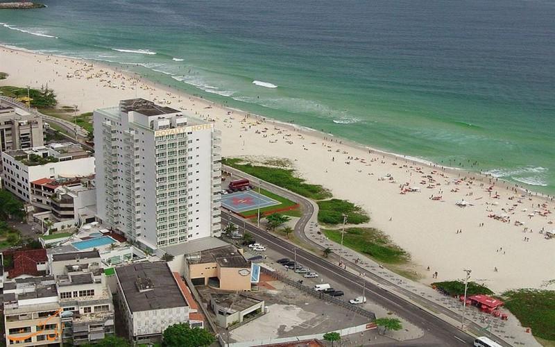 هتل رویالتی بارا ریو