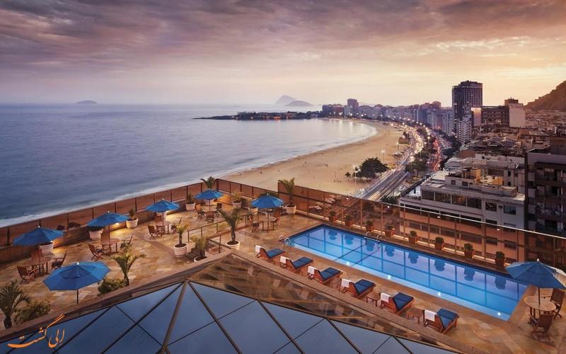 هتل مریوت ریو