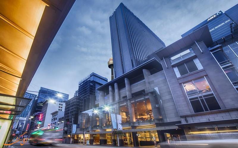 هتل هیلتون سیدنی