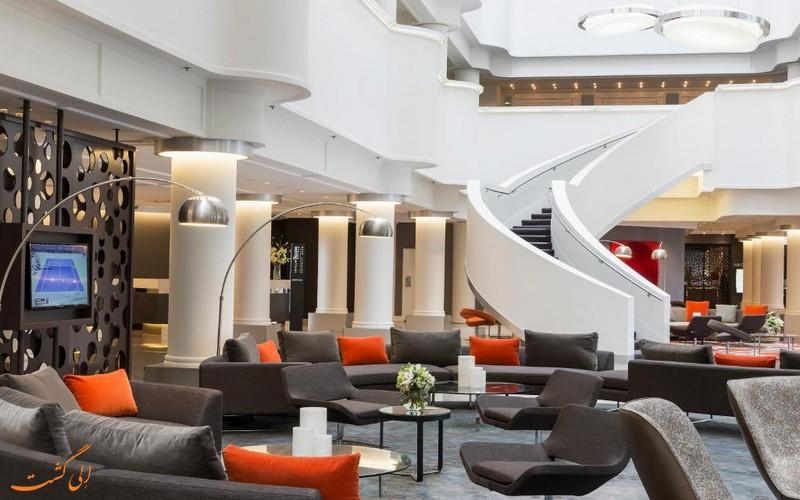 هتل پولمن آلبرت در ملبورن