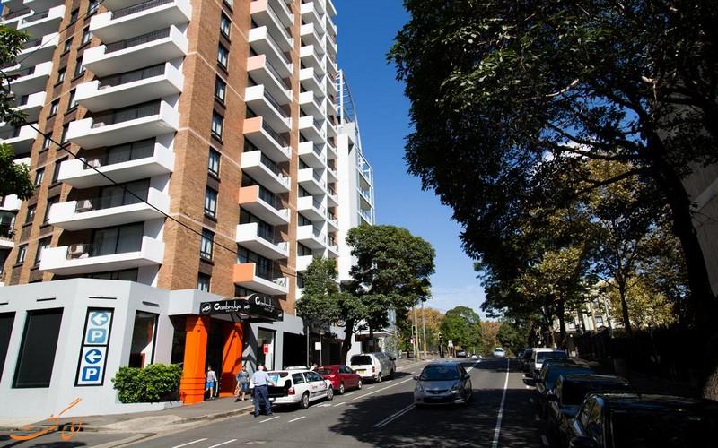 هتل کمبریج سیدنی