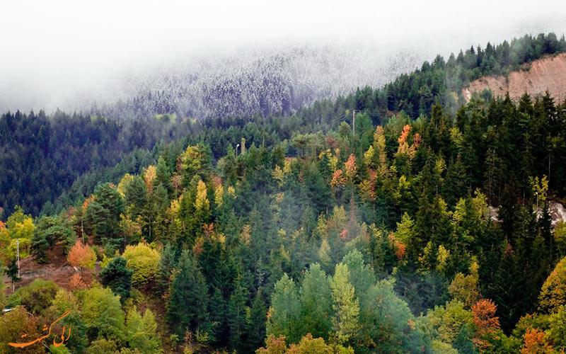 پاییز ترکیه-پارک های ترکیه