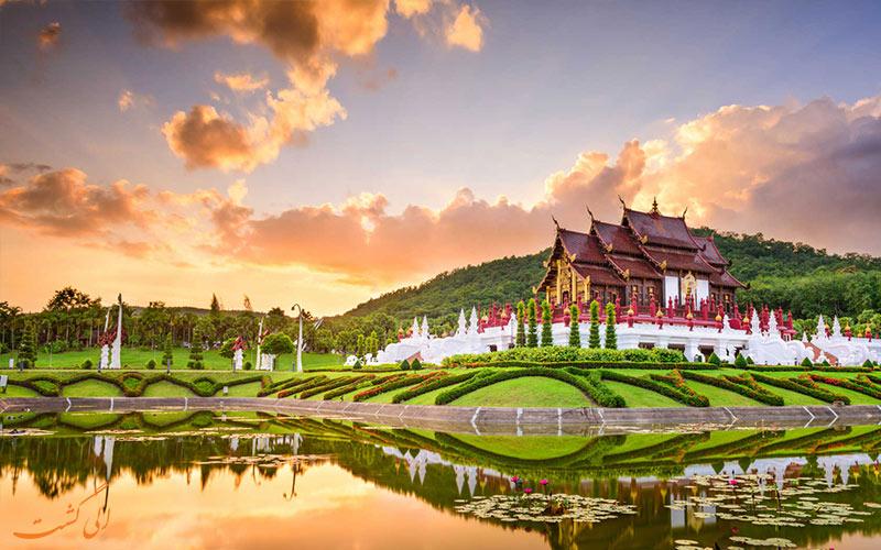 چیانگ مای در سفر به تایلند