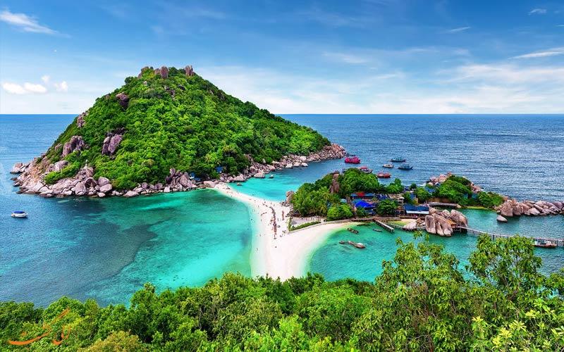 کوه تائو در تایلند
