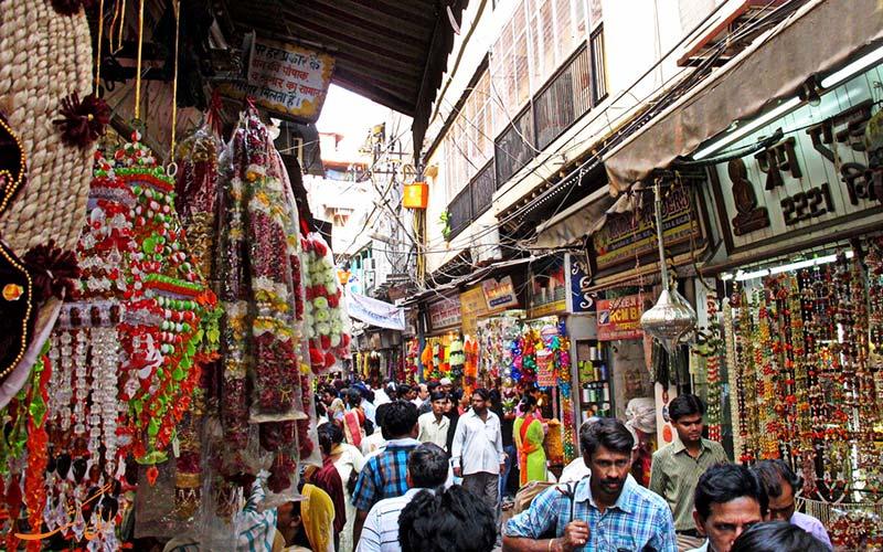 گردش در دهلی-سفر به هند