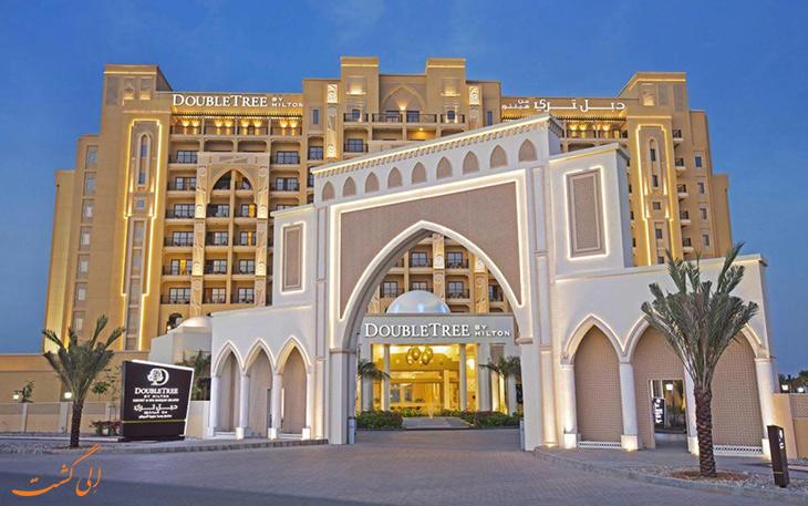 هتل دابل تری بای هیلتون مرجان آیلند