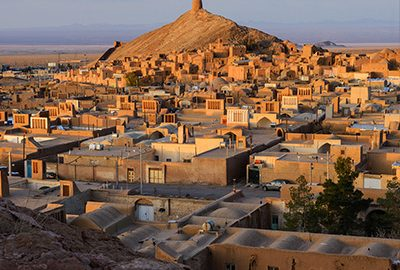 شهر انارک در اصفهان
