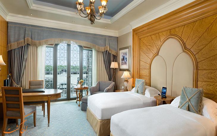 اقامت در کاخ امارات ابوظبی