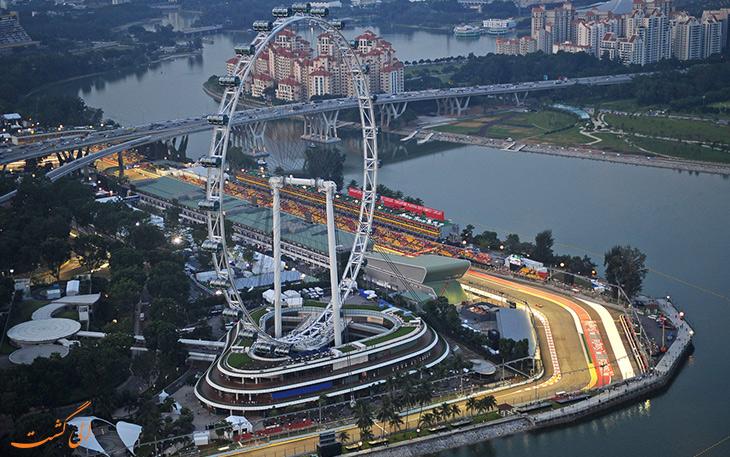آب و هوای شرجی سنگاپور