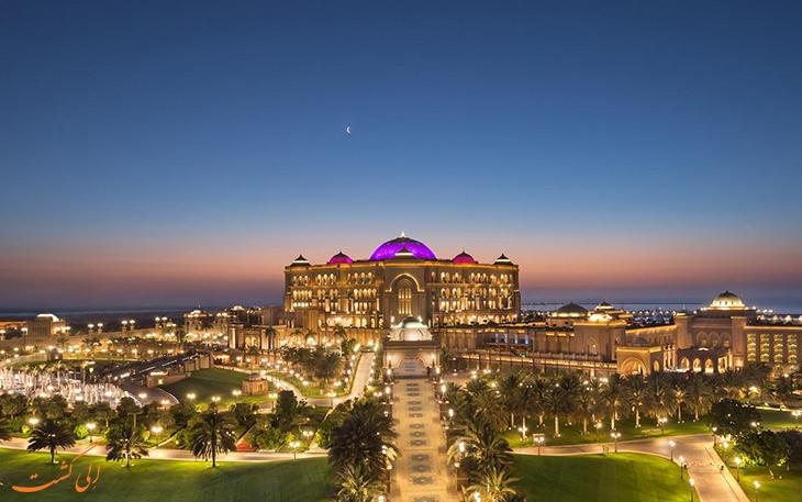 کاخ امارات ابوظبی