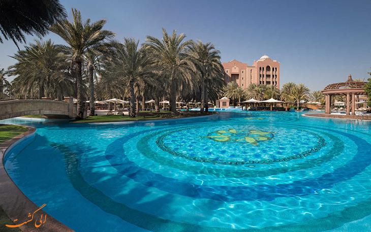 ساخت و ساز کاخ امارات