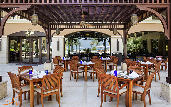 رستوران ال لیوان هتل مرجان آیلند