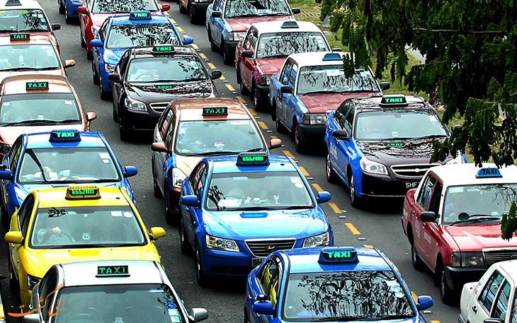 تاکسی های سنگاپور