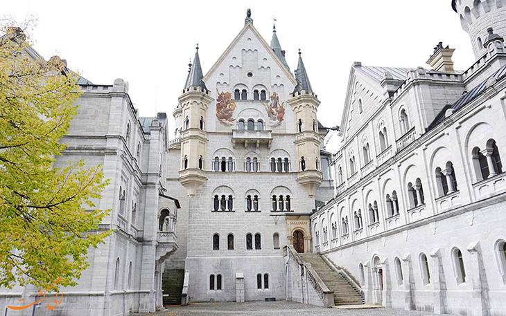 منابع مالی ساخت قلعه