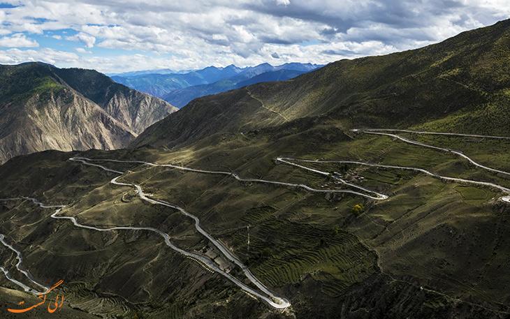 جاده سیشوان-تبت