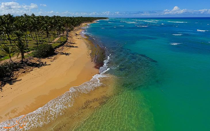 ساحل پلایا لا واکاما دومنیکن