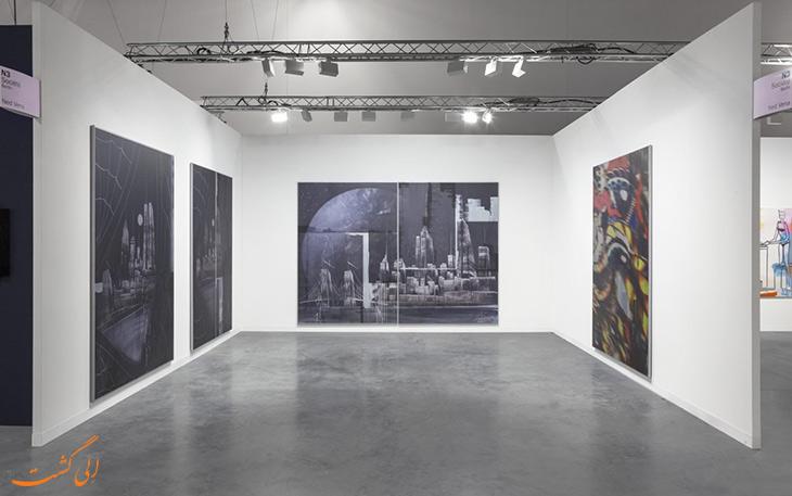 نمایشگاه هنر استانبول