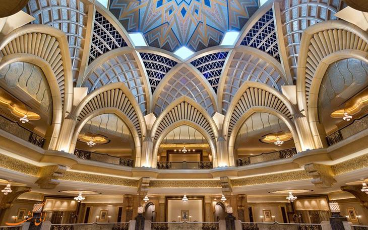 گنبد کاخ امارات