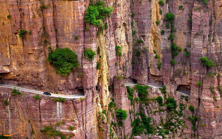 جاده تونلی گولیانگ