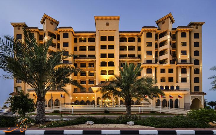 هتل مرجان آیلند